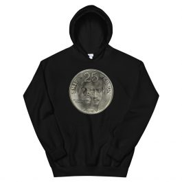Dah Shinin 25th Anniversary Coin Athletic Hoodie