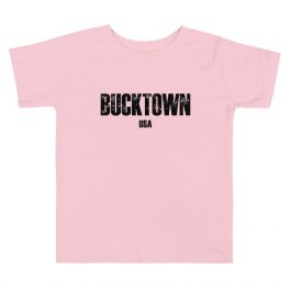 Bucktown USA Toddler Short Sleeve Tee