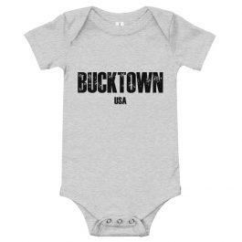 Bucktown USA Onesie