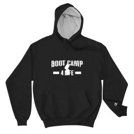 Boot Camp 4 Life Champion Hoodie
